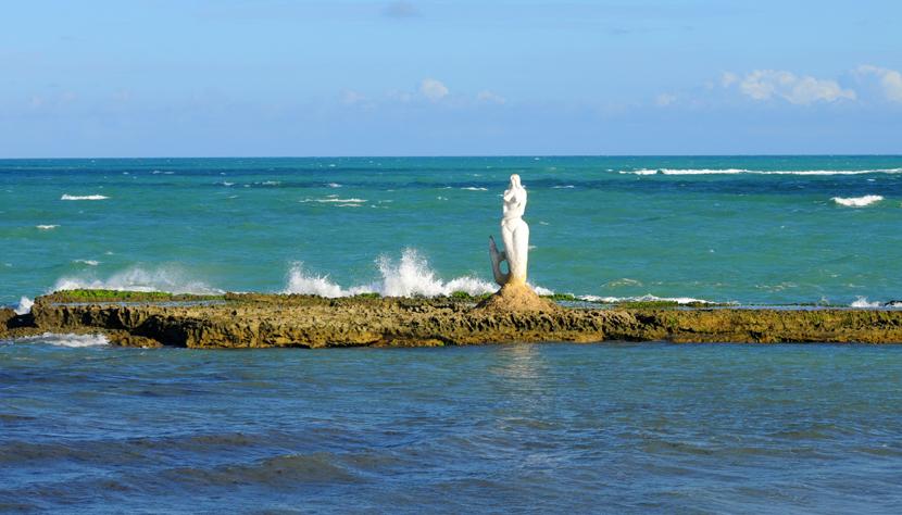 Praia da Sereia em Maceió Alagoas