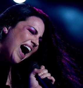 Show Evanescence Brasil