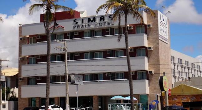 Simas Praia Hotel em Aracaju