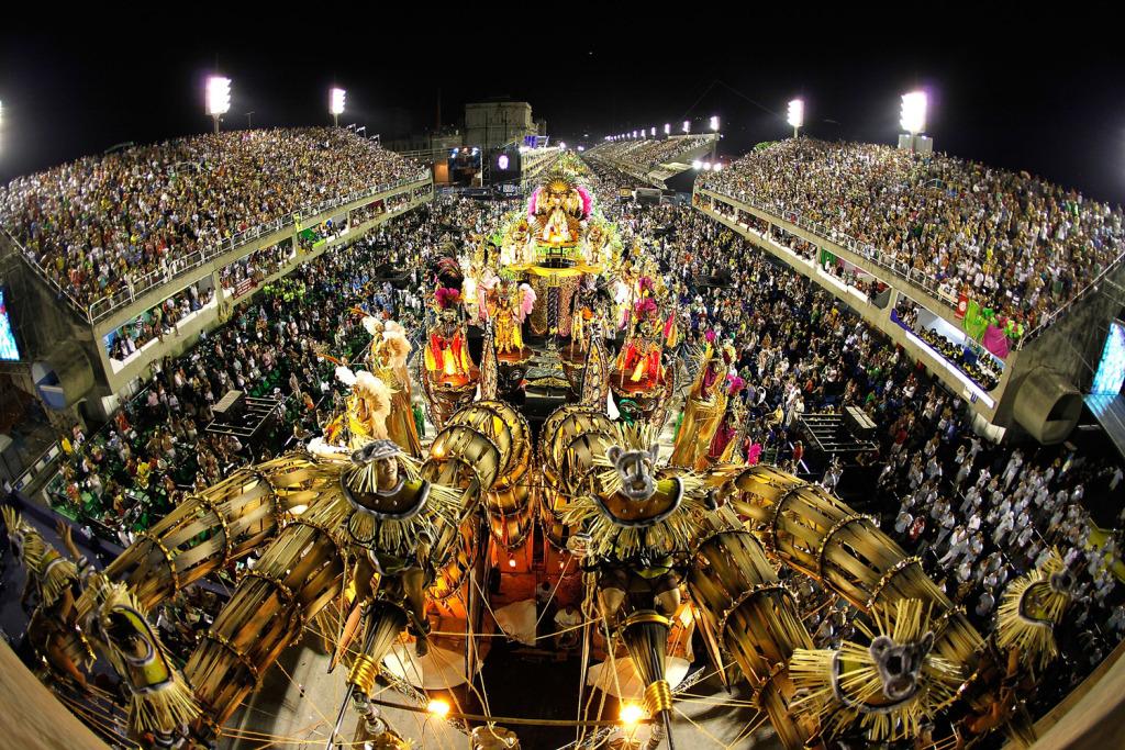 Foto Carnaval Rio de Janeiro