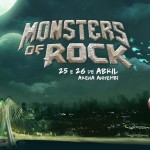 Onde se Hospedar no Show Monsters of Rock 2015