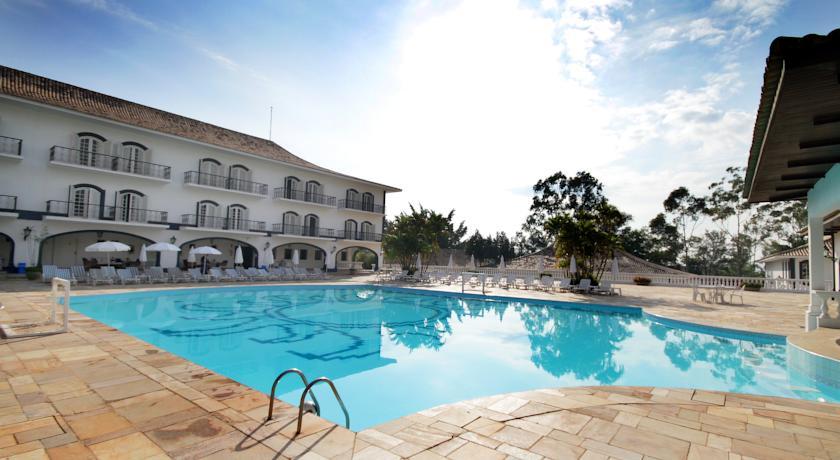San Raphael Country Hotel em Itu