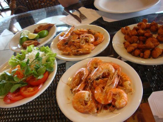 Restaurante Praia Joaquina maurilio ii