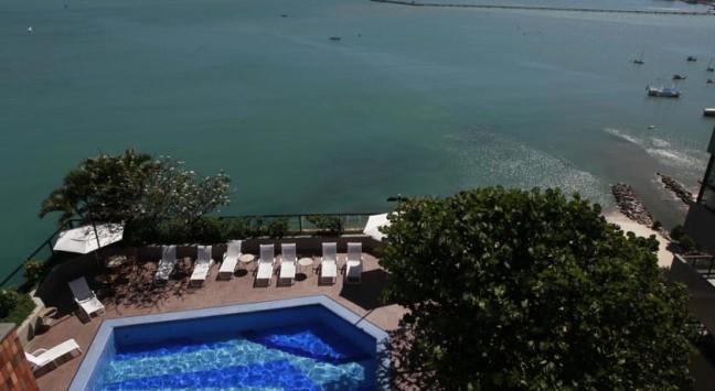 Hotel Gran Maquise em Fortaleza CE