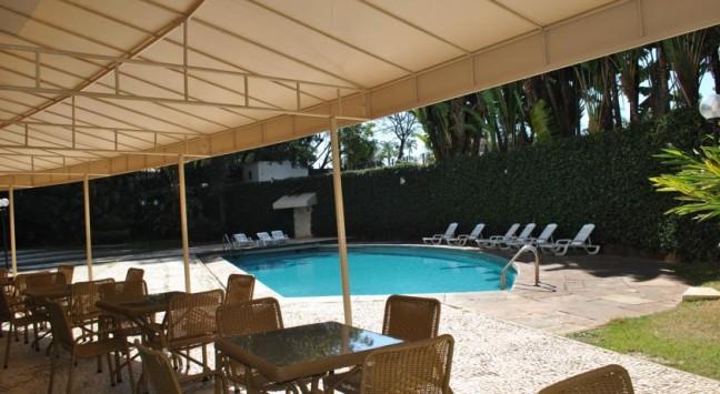 Hotel com piscina Vila Rica Campinas