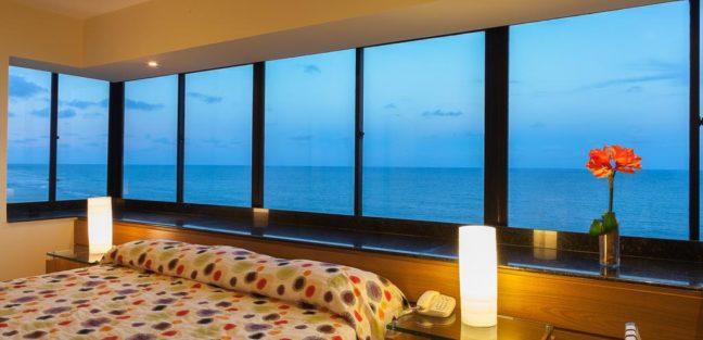 vista para o mar hotel vila rica recife
