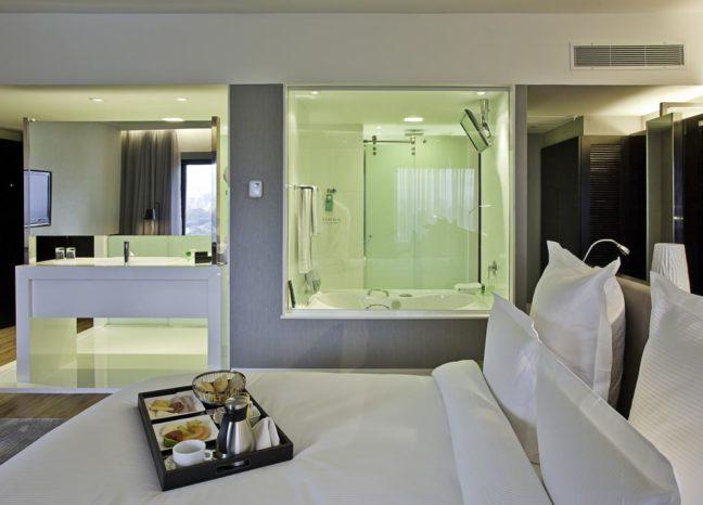 Suite Hotel Pullman São Paulo