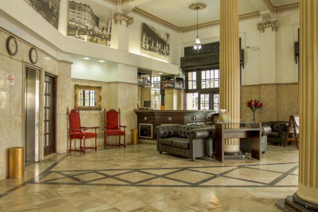 atlantico hotel entrada