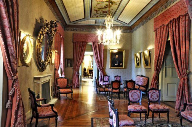 Hotel Casa Real - Viña Santa Rita em santiago chile