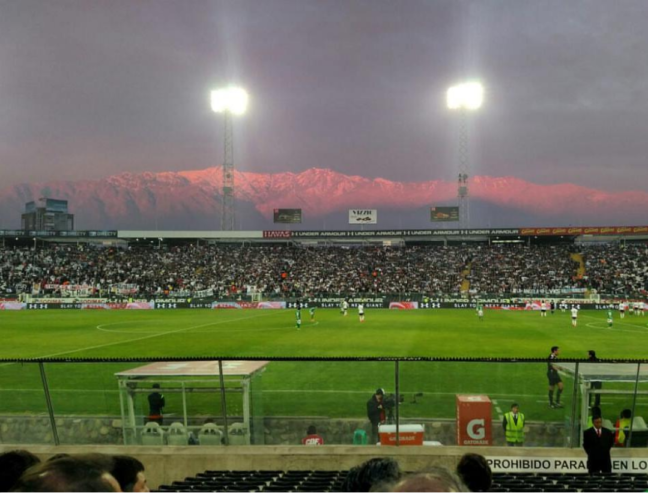 estadio do colo colo