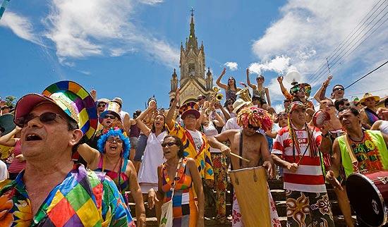 Carnaval São Luiz do Paraitinga
