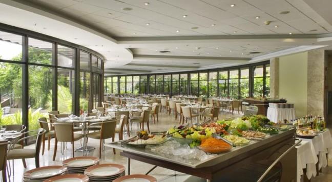Restaurante hotel Transamerica-sao-paulo