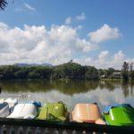 Lago Parque das Águas São Lourenço