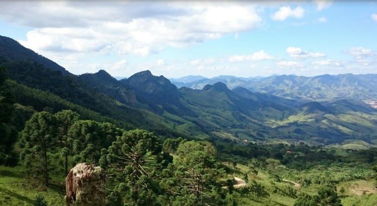 Montanhas de Gonçalves Minas Gerais