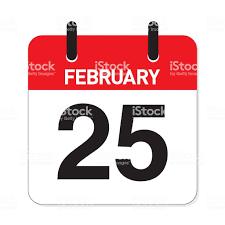 25 de fevereiro carnaval