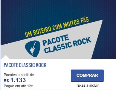 Pacotes para o Festival Rock in Rio 2019