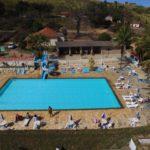 piscina de Big Valley hotel fazenda