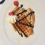 cafe belga waffle costa fascinosa