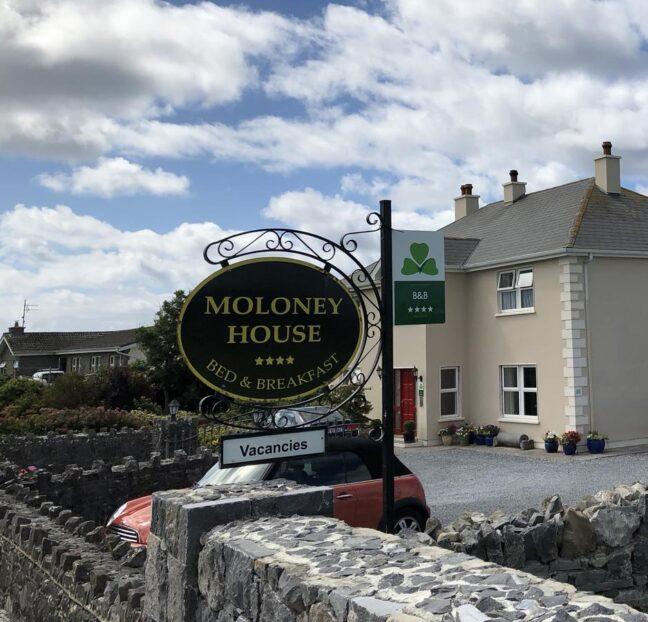 Doolin moloney house