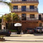 Hotel Crisal Frente