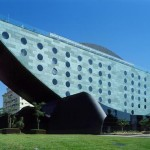 Hotel Unique São Paulo Prédio