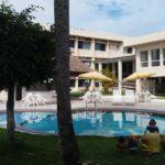 Piscina aracaju praia hotel