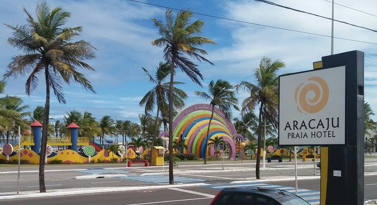 Vista aracaju praia hotel