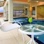 Piscina mercure-florianopolis-convention-hotel