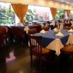 restaurante de metropolitan hotel