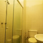 Banheiro Terra Brasilis Hostel