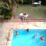 Piscina Vila CasaNova Bed & Breakfast