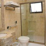 Banheiro Hotel Central Parque