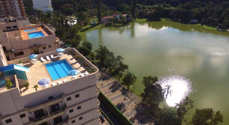 Piscina Hotel Central Parque