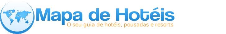 Mapa de Hotéis – Encontre seu Hotel Preferido