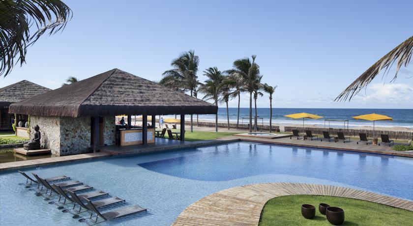 Piscina Zorah Beach Hotel em Trairi