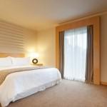 Quarto Suite de Tryp paulista hotel