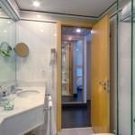 Banheiro de Tryp paulista hotel