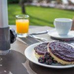 Café da manhã Amora Hotel