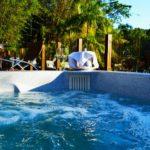 piscina Hospedaria das Brisas