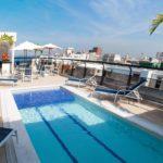 ibiza copacabana hotel piscina