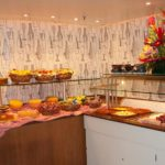 café da manhã ibiza copacabana hotel