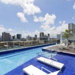 piscina Courtyard by Marriott Recife Boa Viagem