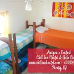 quarto Chill Inn Paraty Hostel & Pousada