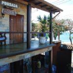 varanda Chill Inn Paraty Hostel & Pousada