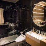 Banheiro the hip santiago hotel