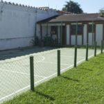 quadra poliesportiva Castelinho Eco House