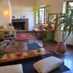 recepção Castelinho Eco House