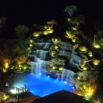 Noite hotel fazenda vista alegre