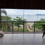 Vista para o mar Indaia Praia Hotell