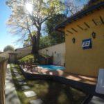 Area de pousada villa parahytinga